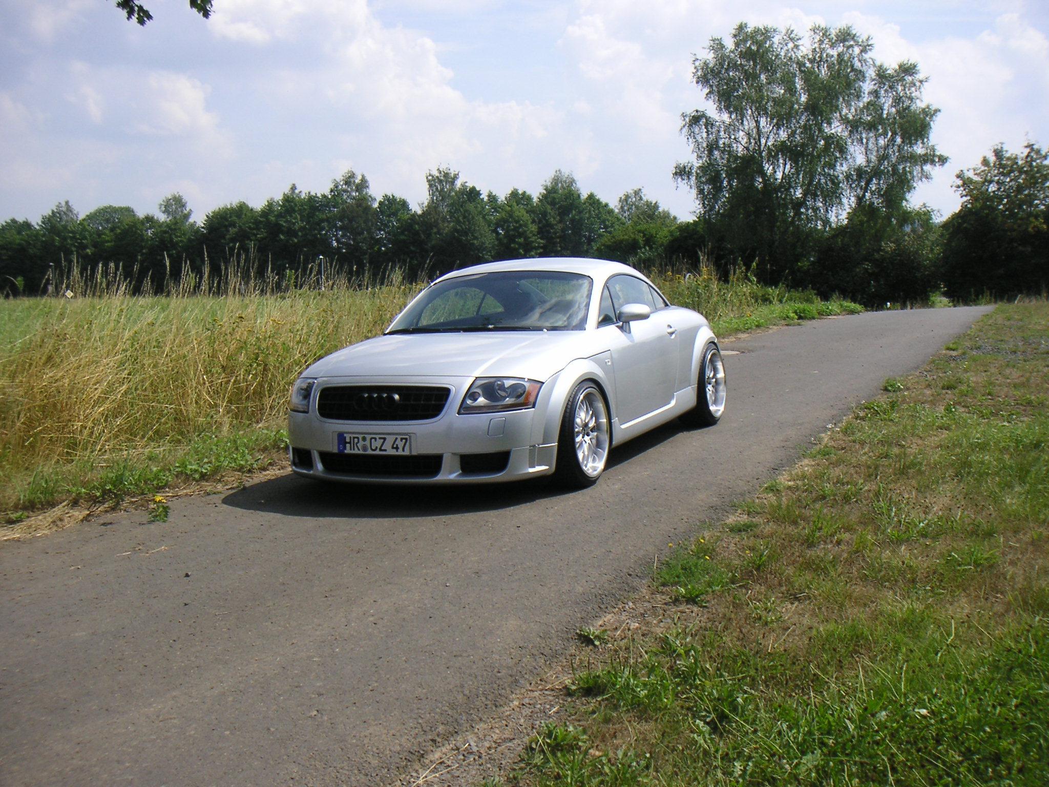 Audi Tt 8n Coup 233 Usa