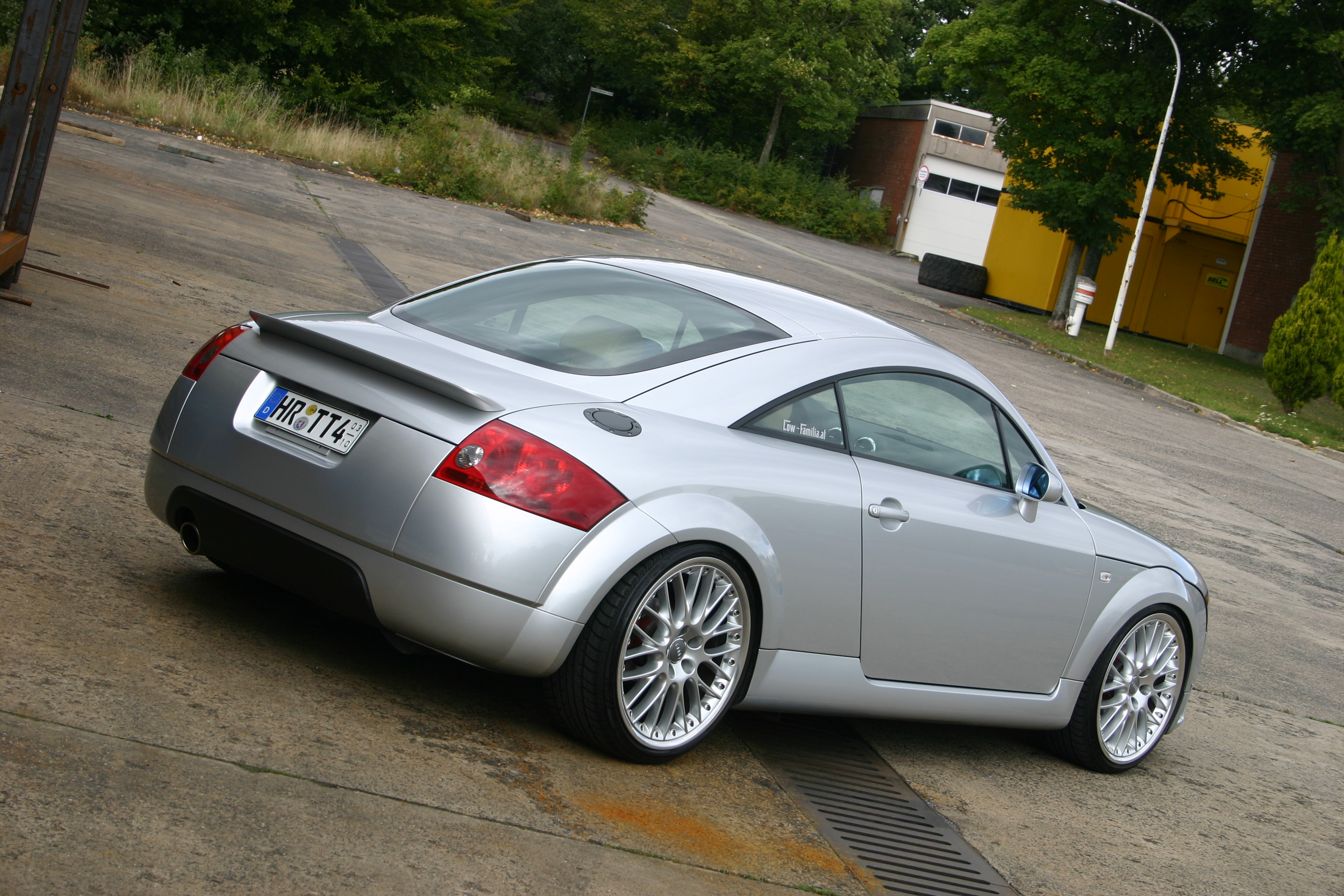 Audi TT 8N Coupé USA