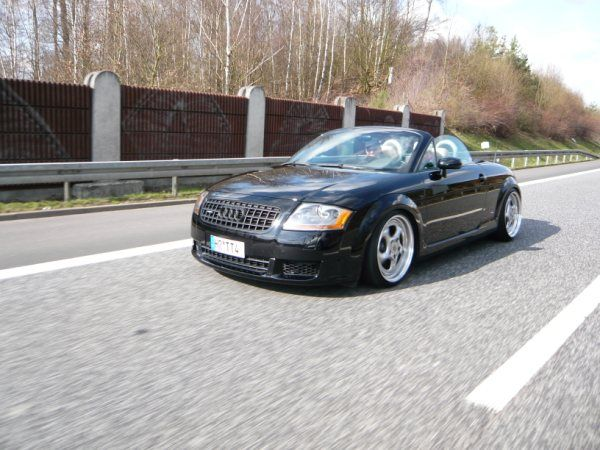 Audi tt 8n roadster for Interieur tt 2000