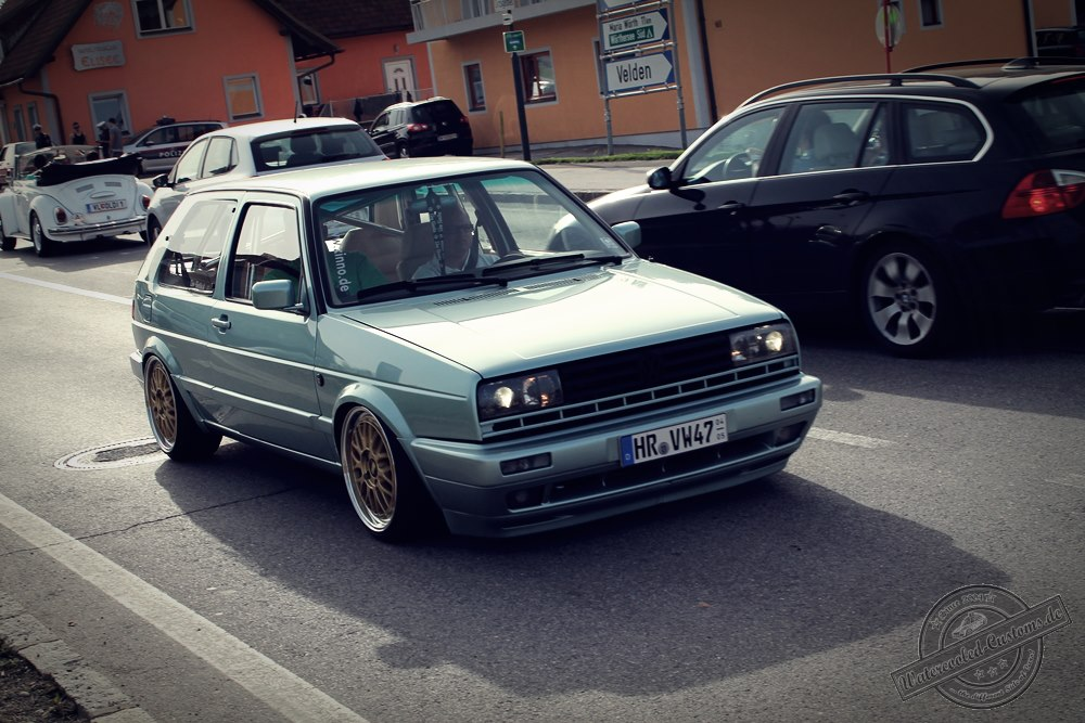 Quicklink: Golf II VR6